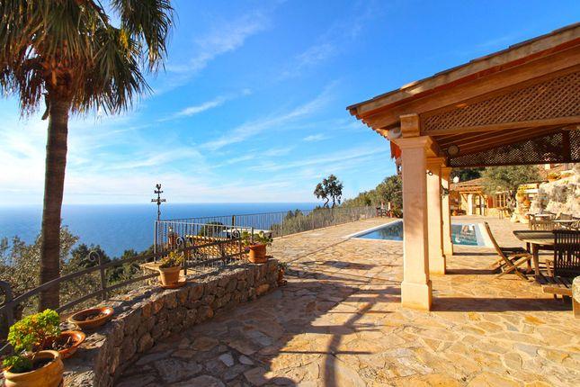 Thumbnail Detached house for sale in Valldemossa, Majorca, Balearic Islands, Spain