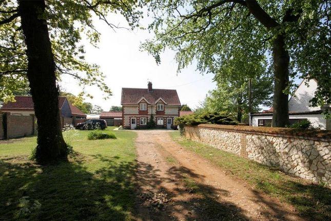 Thumbnail Semi-detached house to rent in Hall Lane, Thornham, Hunstanton