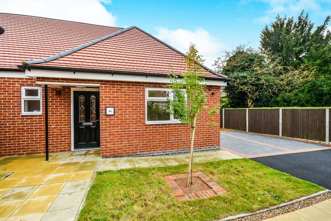 Thumbnail Detached bungalow for sale in Beech Hill Crescent, Mansfield