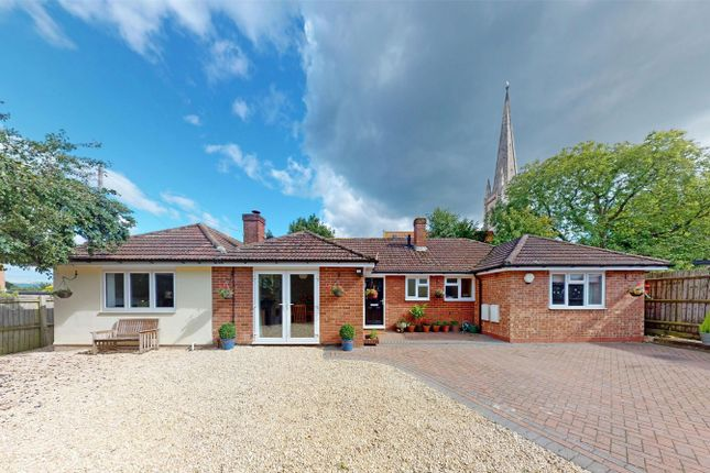 Thumbnail Detached bungalow for sale in Griffiths Avenue, St. Marks, Cheltenham