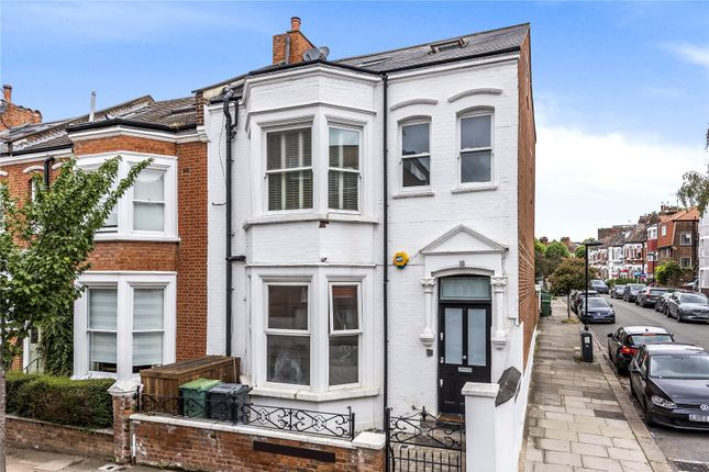 Thumbnail End terrace house for sale in Pandora Road, West Hampstead, London
