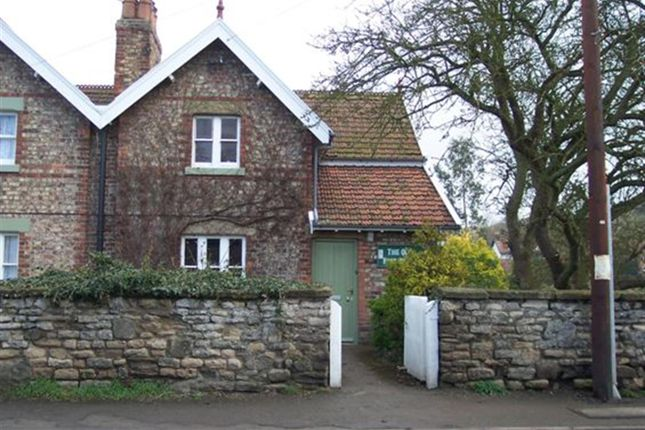 Thumbnail Cottage to rent in Old Post Office, North Grimston, Malton