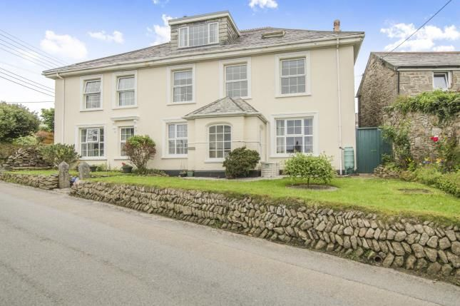 Thumbnail Flat for sale in Row, St Breward, Bodmin