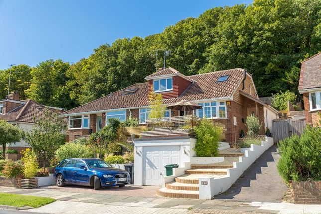 Thumbnail Semi-detached house to rent in Meadow Close, Rottingdean, Brighton
