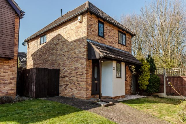 Thumbnail Detached house for sale in The Lindens, Basildon, Essex
