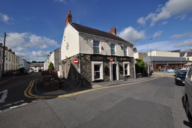 Thumbnail Property to rent in The Mansel Arms, Mansel Street, Carmarthen