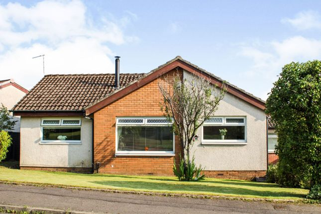 Thumbnail Detached bungalow for sale in Millfield View, Erskine
