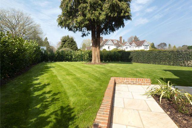 Garden of Heath Drive, Walton On The Hill, Tadworth KT20