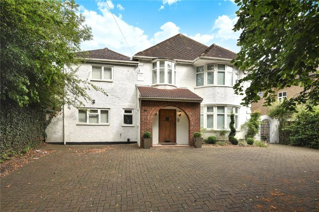 Thumbnail Detached house for sale in Uxbridge Road, Pinner, Middlesex