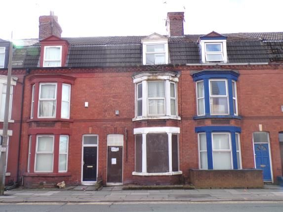 Thumbnail Terraced house for sale in Picton Road, Wavertree, Liverpool, Merseyside