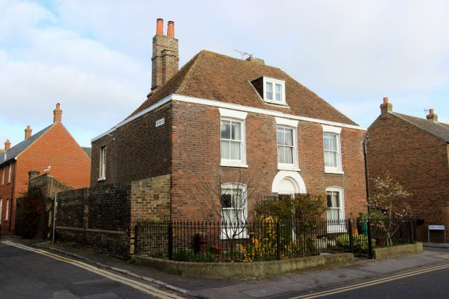 Thumbnail Detached house for sale in College Road, Deal