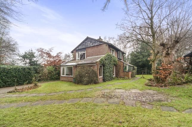 Thumbnail Detached house for sale in Hobb Lane, Moore, Warrington, Cheshire