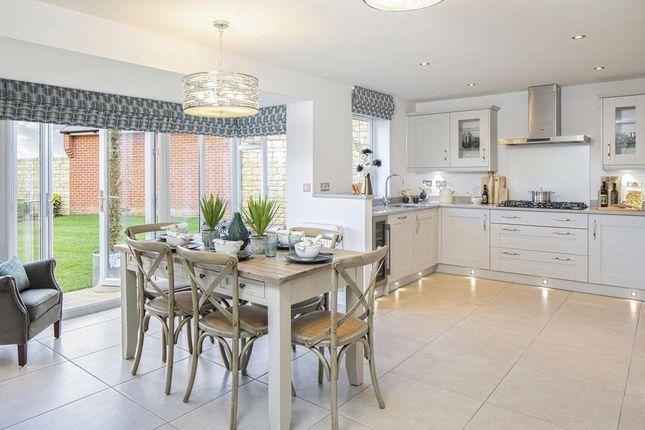 "Thumbnail Detached house for sale in ""Holden"" at Guan Road, Brockworth, Gloucester"