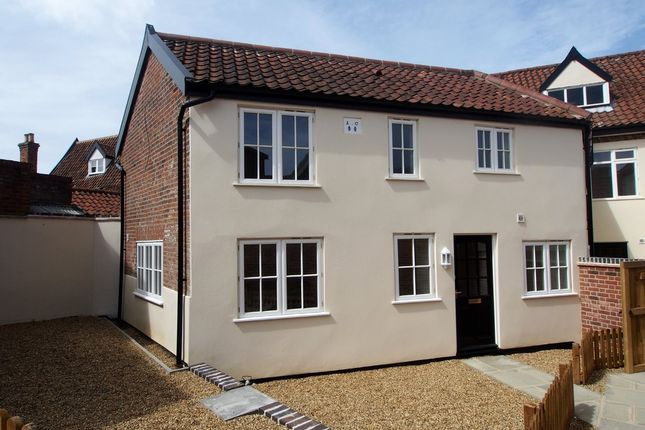 Thumbnail Semi-detached house for sale in Chandlers Hill, Wymondham