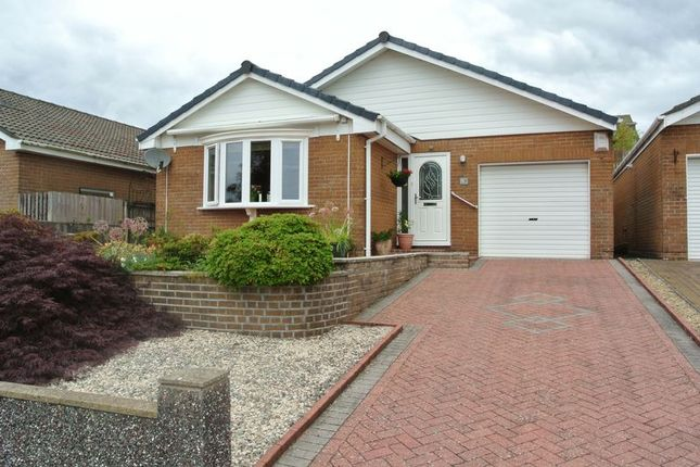 Thumbnail Detached bungalow for sale in Pattinson Drive, Mainstone, Plymouth
