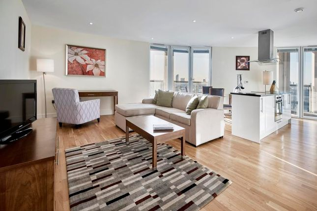 Thumbnail Flat for sale in Trinity Tower, Quadrant Walk