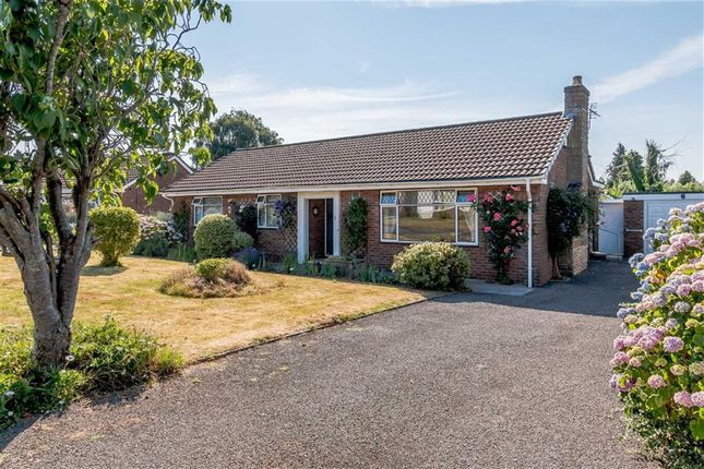 Thumbnail Bungalow for sale in The Paddock, Chepstow, Monmouthshire