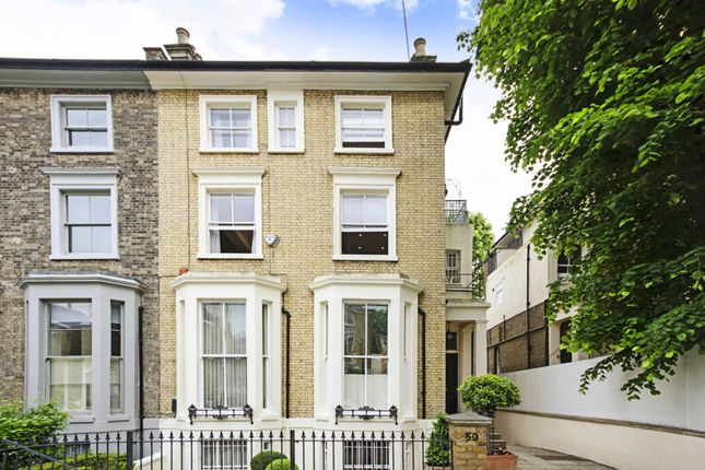 Thumbnail Flat for sale in Clifton Hill, St John's Wood