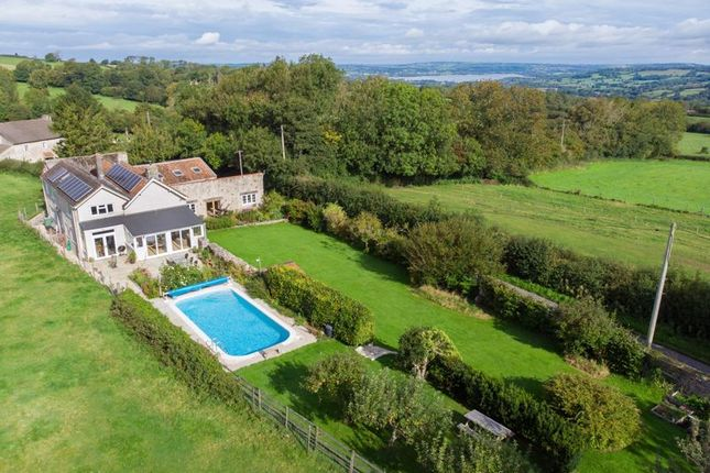 Thumbnail Detached house for sale in Chewton Mendip, Radstock