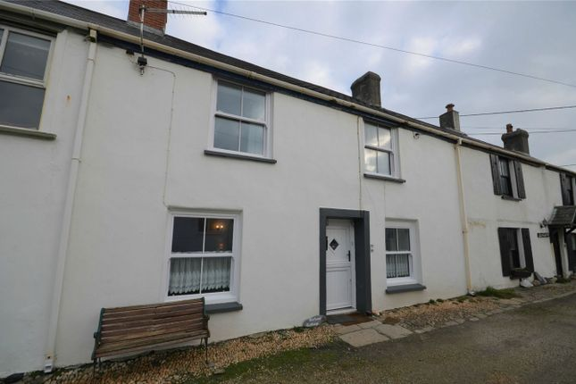 Thumbnail Cottage for sale in Harbour Terrace, Portreath, Redruth, Cornwall