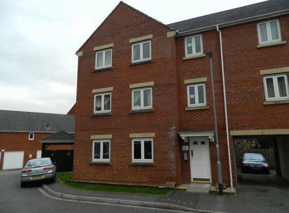 Thumbnail Flat to rent in Crusader Close, Bridgwater