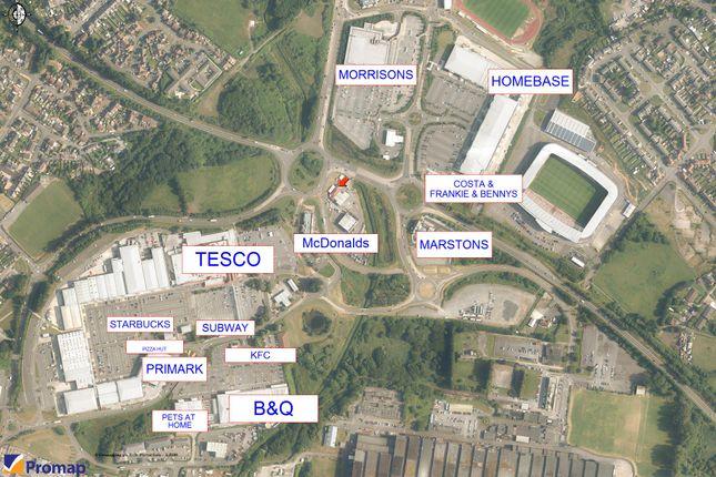Thumbnail Retail premises to let in Trostre Retail Park, Llanelli