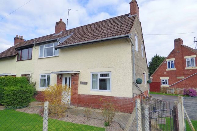 Thumbnail Semi-detached house to rent in Spring Meadow Road, Lydney