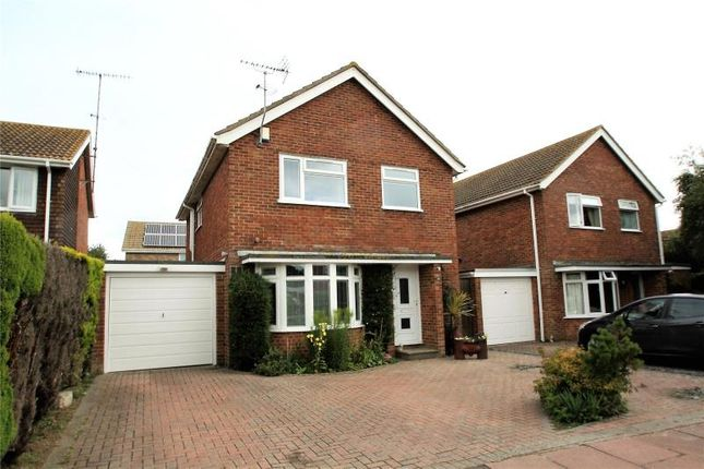 Thumbnail Detached house for sale in Alinora Drive, Goring By Sea, Worthing