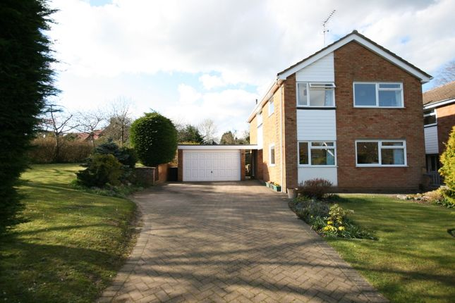 Thumbnail Detached house to rent in Kinsbourne Close, Harpenden