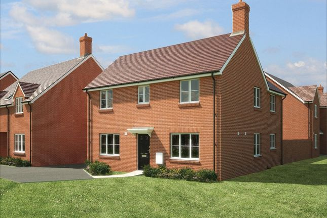 """Thumbnail Detached house for sale in """"The Ludlow """" at Fogwell Road, Botley, Oxford"""