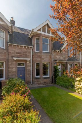 Thumbnail Terraced house for sale in 79 Belgrave Road, Corstorphine, Edinburgh