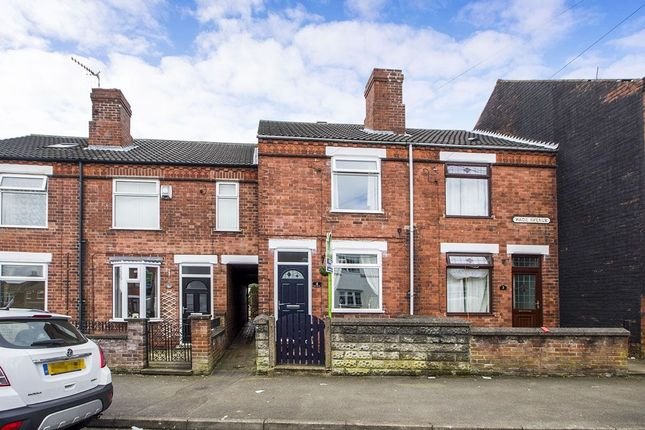 Thumbnail Terraced house to rent in Wade Avenue, Ilkeston