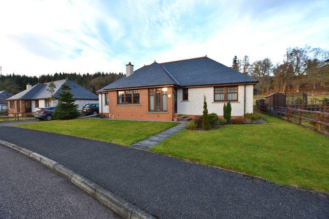 Thumbnail Detached bungalow for sale in Nursery Park, Spean Bridge