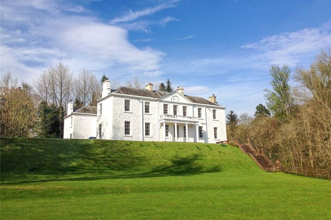 Thumbnail Detached house for sale in Dumcrieff House, Moffat, Dumfries And Galloway
