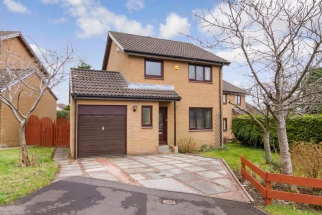 Thumbnail Detached house for sale in Sutherland Place, Bellshill, North Lanarkshire, United Kingdom
