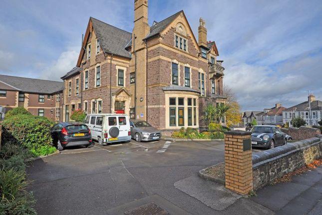 Thumbnail Property for sale in Retirement Apartment, Caerau Crescent, Newport