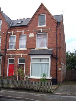 Thumbnail Flat to rent in Hunton Road, Erdington