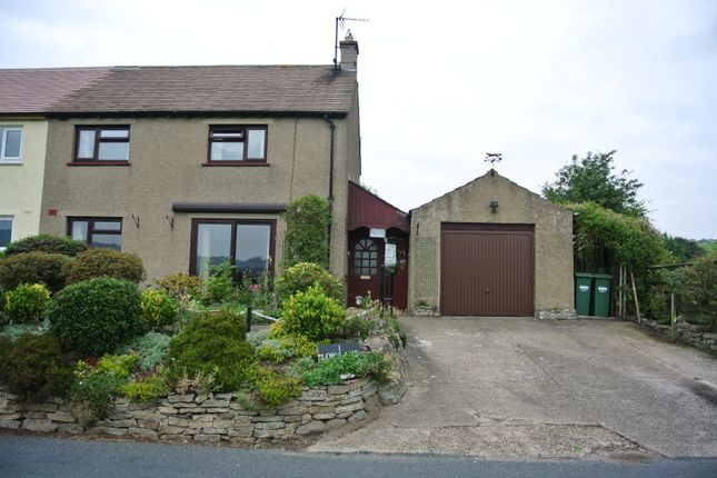 Thumbnail Semi-detached house for sale in Wensley, Leyburn