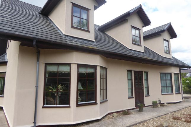 Thumbnail Detached house for sale in Rhydtalog, Mold