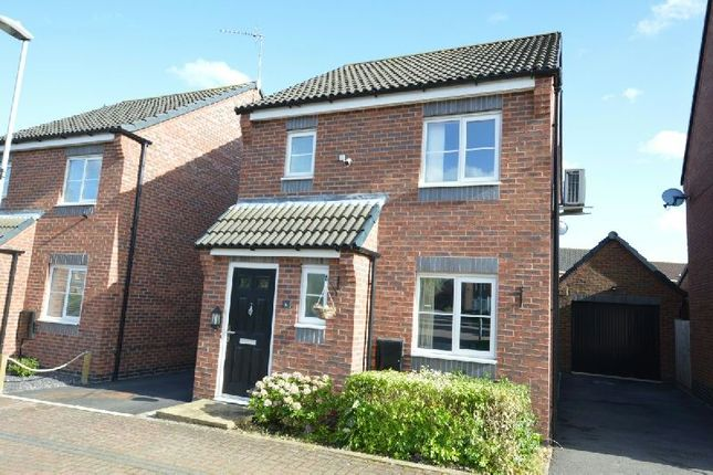3 bed detached house for sale in Albert Road, Countesthorpe, Leicester LE8