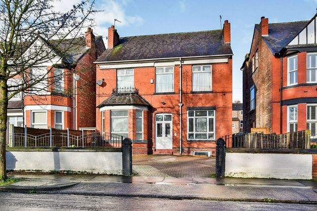 Thumbnail Detached house for sale in Clyde Road, Didsbury/ West Didsbury, Greater Manchester