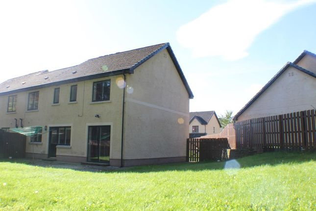 Thumbnail Detached house to rent in Begbie View, Milton Bridge, Penicuik