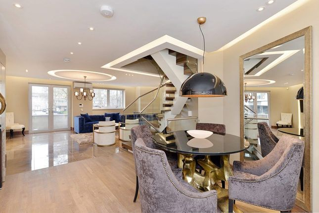 Thumbnail Semi-detached house to rent in Porchester Place, London
