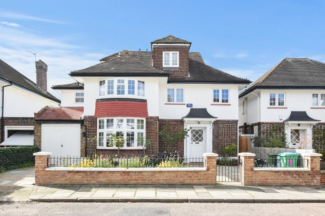 Thumbnail Detached house to rent in Hood Avenue, East Sheen, London