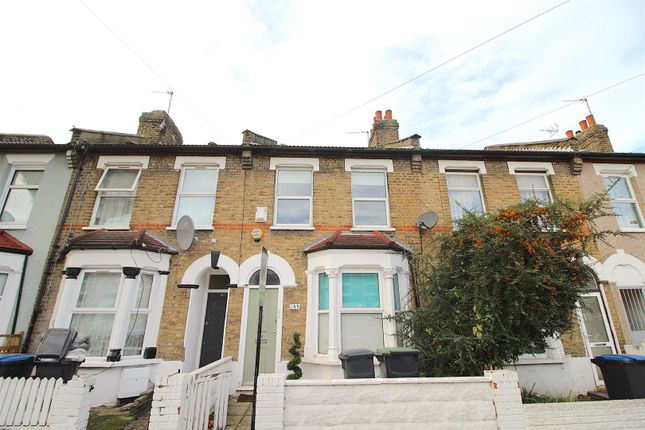 Thumbnail Terraced house for sale in Bulwer Road, Edmonton