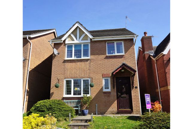 Thumbnail Detached house for sale in The Rise, Aberdare