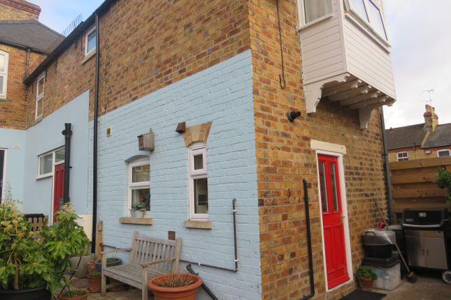 Thumbnail End terrace house to rent in Bentley Street, Stamford