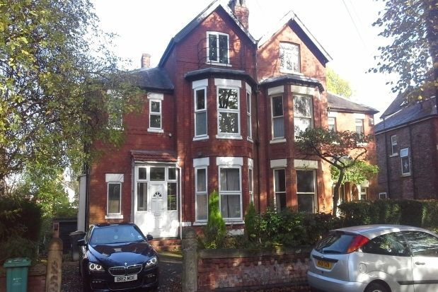 Thumbnail Flat to rent in Vincent Avenue, Chorlton Cum Hardy, Manchester