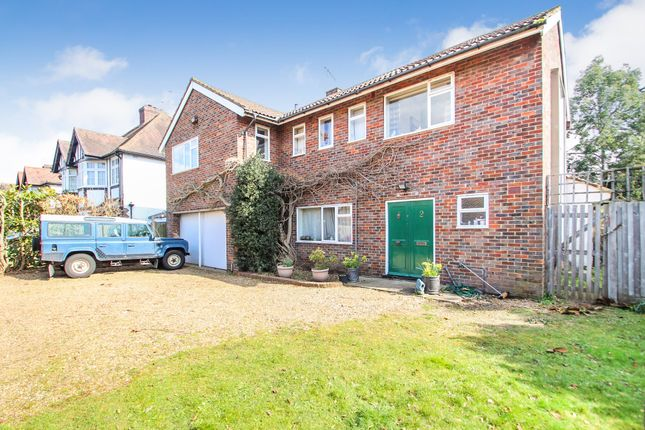 Thumbnail Detached house for sale in New Road, West Molesey