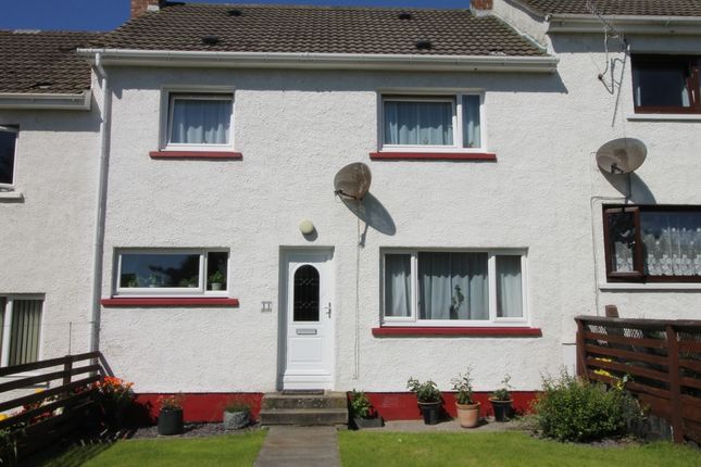 Thumbnail Terraced house for sale in 11 Inver Park, Lochinver